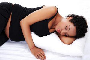 dormir enceinte
