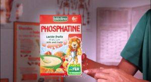 Phosphatine Iron